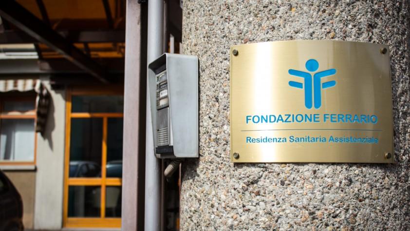 Fondazione ferrario rsa for Ferrario arredamenti srl