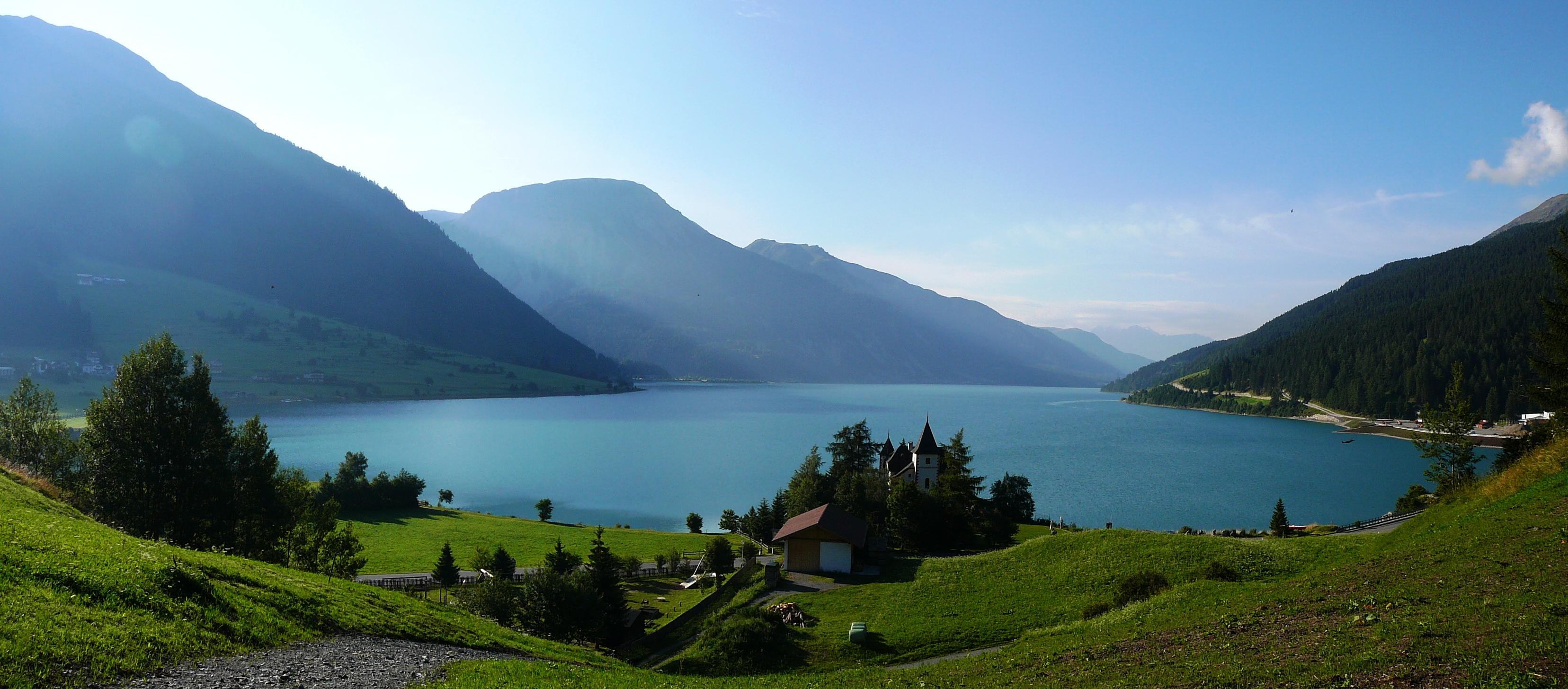 Camera con vista lago residenze assistite panoramiche for Lago vista