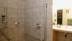 sicurezza bagno doccia